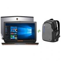 "Notebook Dell Alienware AW-17R3-A10 Intel Core i7 - 8GB 1TB LCD 17,3"" + Mochila para Notebooks"