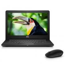 "Notebook Dell Inspiron i14-3467-M20M 7ª Geração Intel Core i5 4GB 1TB 14"" HD Windows 10 -"