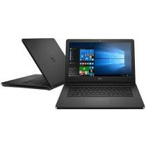 "Notebook Dell Inspiron i14-5458-B08P Intel Core i3 - 4GB 1TB LED 14"" Windows 10"