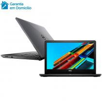 "Notebook Dell Inspiron i15-3567-D10C, Intel Core i3, 4GB, 1TB, Tela 15.6"" e Ubuntu Linux - Dello"