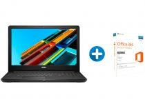 "Notebook Dell Inspiron i15-3576-A62C Intel Core i5 - 8GB 1TB LED 15,6"" + Microsoft Office 365 Personal"