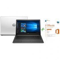 "Notebook Dell Inspiron I15-5558-B40 Intel Core i5 - 8GB 1TB LCD 15,6"" + Office 365 Home 5 Licenças"