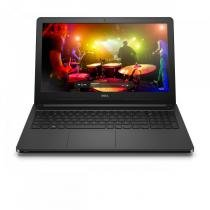 "Notebook Dell Inspiron i15-5566-U50P 7ª Geração Intel Core i7 8GB 1TB Tela HD 15,6"" Linux Preto -"