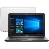 """Notebook Dell Inspiron i15-5567-A40B Intel Core i7 - 8GB 1TB LED 15,6"""" Placa de Vídeo 4GB Windows 10"""