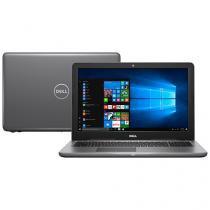 "Notebook Dell Inspiron i15-5567-A40C Intel Core i7 - 7ª Geração 8GB 1TB LED 15.6"" Placa de video 4GB"