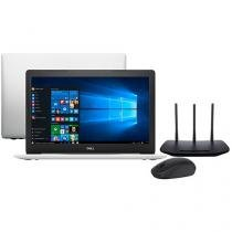 Notebook Dell Inspiron i15-5570-B40C Intel Core i7 - 8GB + Roteador Wireless Tp-link + Mouse Sem Fio