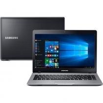 "Notebook E32 Core i3 4GB 1TB Tela LED HD 14"" Win10 Preto/Prata - Samsung - Samsung"