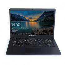 Notebook Everex Intel Atom Z8350 2GB Ddr3 32SSD Windows 10 Preto -