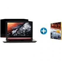 "Notebook Gamer Acer Aspire Nitro 5 Intel Core i5 - 8GB 1TB LCD 15,6"" + Cities XL 2012 para PC"