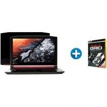 Notebook Gamer Acer Aspire Nitro Intel Core i7 HQ - 16GB 1TB + Grid Autosport: Black Edition para PC