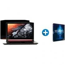 """Notebook Gamer Acer Aspire Nitro Intel Core i7 HQ - 16GB 1TB LCD 15,6"""" + Heroes Of The Storm para PC"""