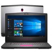 "Notebook Gamer Dell Alienware 15 Intel Core i7 - 16GB 1TB Tela 15,6"" GTX 1070 8GB Windows 10"