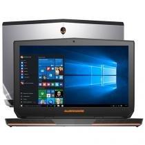"""Notebook Gamer Dell Alienware 17 Intel Core i7 - 8GB 1TB LCD 17,3"""" GTX 970M 3GB Windows 10"""