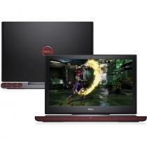 Notebook Gamer Dell i15-7567-B30P Intel Core i7 16GB 1TB+256SSD GTX1050Ti Win10 -