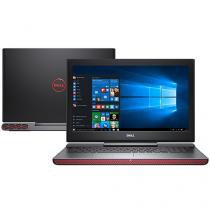 "Notebook Gamer Dell Inspiron i15-7567-A20P Intel - Core i7 8GB 1TB LED 15,6"" GeForce GTX 1050 Ti 4GB"