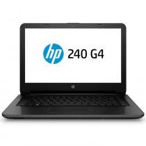 "Notebook hp 240 g4, intel core i3-5005u, hd 500, 4gb, tela de 14"" e windows 10 - Hp"