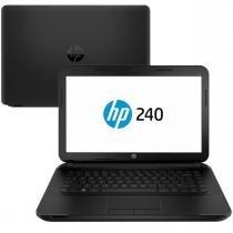 Notebook hp 240 g5 i3-6006u 4gb 500gb dvdrw win10 pro 14 - x8q29ltac4 - Hp