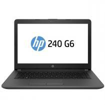 Notebook HP 240G6 Intel Core i3 6006u 4GB 500GB 14 Windows 10 PRO Preto -