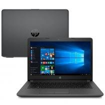 Notebook HP 246 G6 - I3 6006u - 4GB - HD 500GB Win10 Home Tela 14 - Preto -