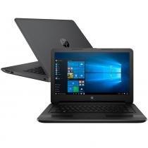 "Notebook HP 246 G6 Intel Core i3, 4GB, 500GB, Tela 14"" HD e Windows 10 -"
