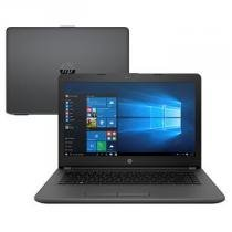 "Notebook HP Core i3-7020U 4GB 128GB SSD Tela 14"" Windows 10 246 G6 -"