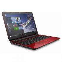 "Notebook HP Intel Pentium N3540 2.16 GHz, 4GB Ram, HD 500GB, Win10, 15,6"" - HP15-F272WM Vermelho -"
