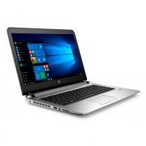 "Notebook hp probook 440 g3, intel core i5-6200u, hd 500gb, ram 4gb, tela 14"", windows 10 pro -"