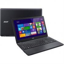"Notebook Intel Core i5-4210 4GB 500GB LED 15,6"" Windows 8.1 Aspire E5-571-54MC ACER - Acer"