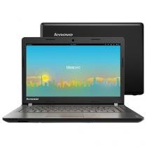 "Notebook Lenovo Ideapad 100 Intel Dual Core - 2GB 500GB LED 14"" Linux"