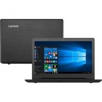 "Notebook Lenovo Ideapad 110, 80W20000BR Intel Celeron, RAM 4GB, HD 1TB, Tela 15"", Windows 10 Home - Lenovo"