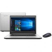 """Notebook Lenovo Ideapad 310 Intel Core i3 - 4GB 1TB LED 14"""" Windows 10 + Mouse Sem Fio"""