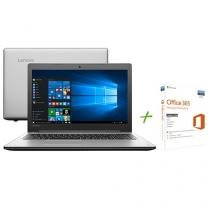 "Notebook Lenovo Ideapad 310 Intel Core i5 - 6ª Geração 8GB 1TB LED 15,6"" + Office 365 Personal"