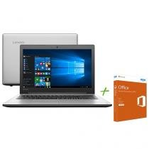 Notebook Lenovo Ideapad 310 Intel Core i5 - 6ª Geração 8GB 1TB + Office Home & Business