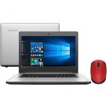 "Notebook Lenovo Ideapad 310 Intel Core i5 - 8GB 1TB LED 15,6"" + Mouse Sem Fio Laser 1000dpi"