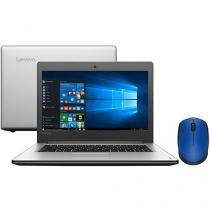 "Notebook Lenovo Ideapad 310 Intel Core i5 - 8GB 1TB LED 15,6"" + Mouse Sem Fio Laser 1000dpi"
