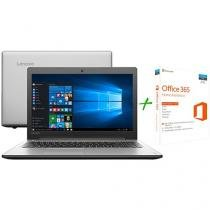 "Notebook Lenovo Ideapad 310 Intel Core i5 - 8GB 1TB LED 15,6"" + Office 365 Home 5 Licenças"