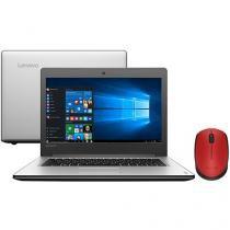 "Notebook Lenovo Ideapad 310 Intel Core i7 - 8GB 1TB LED 15,6"" + Mouse Sem Fio Laser 1000dpi"