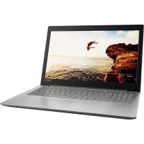 "Notebook Lenovo Ideapad 320, 15.6"", i3-6006U, 4GB, 1TB, Windows 10 - Prata -"