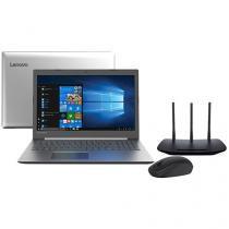 Notebook Lenovo Ideapad 330 Intel Core i5 8GB - HD 1TB + Roteador Wireless Tp-link + Mouse Sem Fio