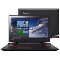 """Notebook Lenovo Y700 Intel Core i7 6ª Geração - 16GB 512GB LED 15,6"""" Placa de Vídeo 4GB Windows 10"""