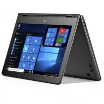 Notebook M11W Intel Quad RAM 2GB Windows 10 11.6 Pol. Cinza Multilaser - NB258 -