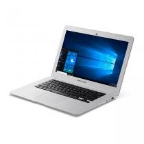 "Notebook Multilaser Legacy PC101 Processador Quad Core 2GB de RAM 32GB Windows 10 Tela 14"" Branco -"