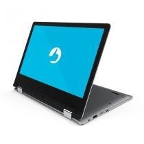 "Notebook positivo duo q432a quad core 4gb 32gb 11.6"" windows 10 home - cinza -"