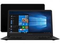 "Notebook Positivo Motion Black Q 232A Intel Atom - 2GB SSD 32GB 14"" Windows 10 Home"