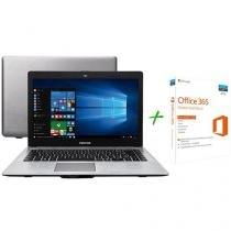 "Notebook Positivo Premium XR7556 Intel Core i3 - 4GB 500GB LED 14"" + Office 365 Home 5 Licenças"