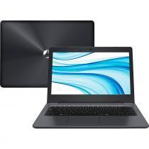 "Notebook Positivo Stilo XCI8660 Intel Core i5 4GB 1TB Tela LCD 14"" Linux Cinza -"