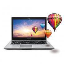 Notebook positivo stilo xri3010 com intel dual core 2gb, hd 5000gb, 14 polegadas linux - ref 3031461 - Positivo