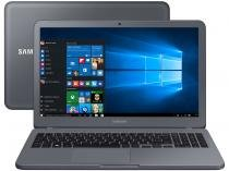 "Notebook Samsung Essentials E20 Intel Dual Core - 4GB 500GB LED 15,6"" Windows 10"