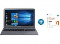 "Notebook Samsung Essentials E30 Intel Core i3 - 4GB 1TB LED 15,6"" + Microsoft Office 365 Personal"