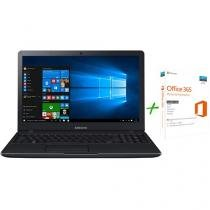 "Notebook Samsung Essentials E34 Intel Core i3 4GB - 1TB LED 15,6"" Full HD + Microsoft Office 365"